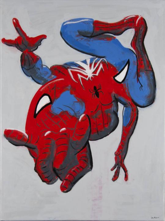Man-spider