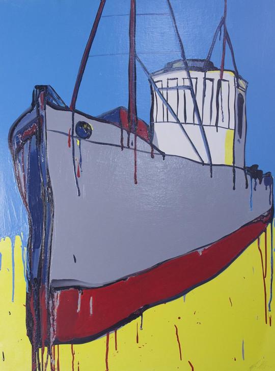 Knight Jasper Grey School Trawler 5078