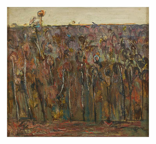 Saplings, Poets Lane II, 1959