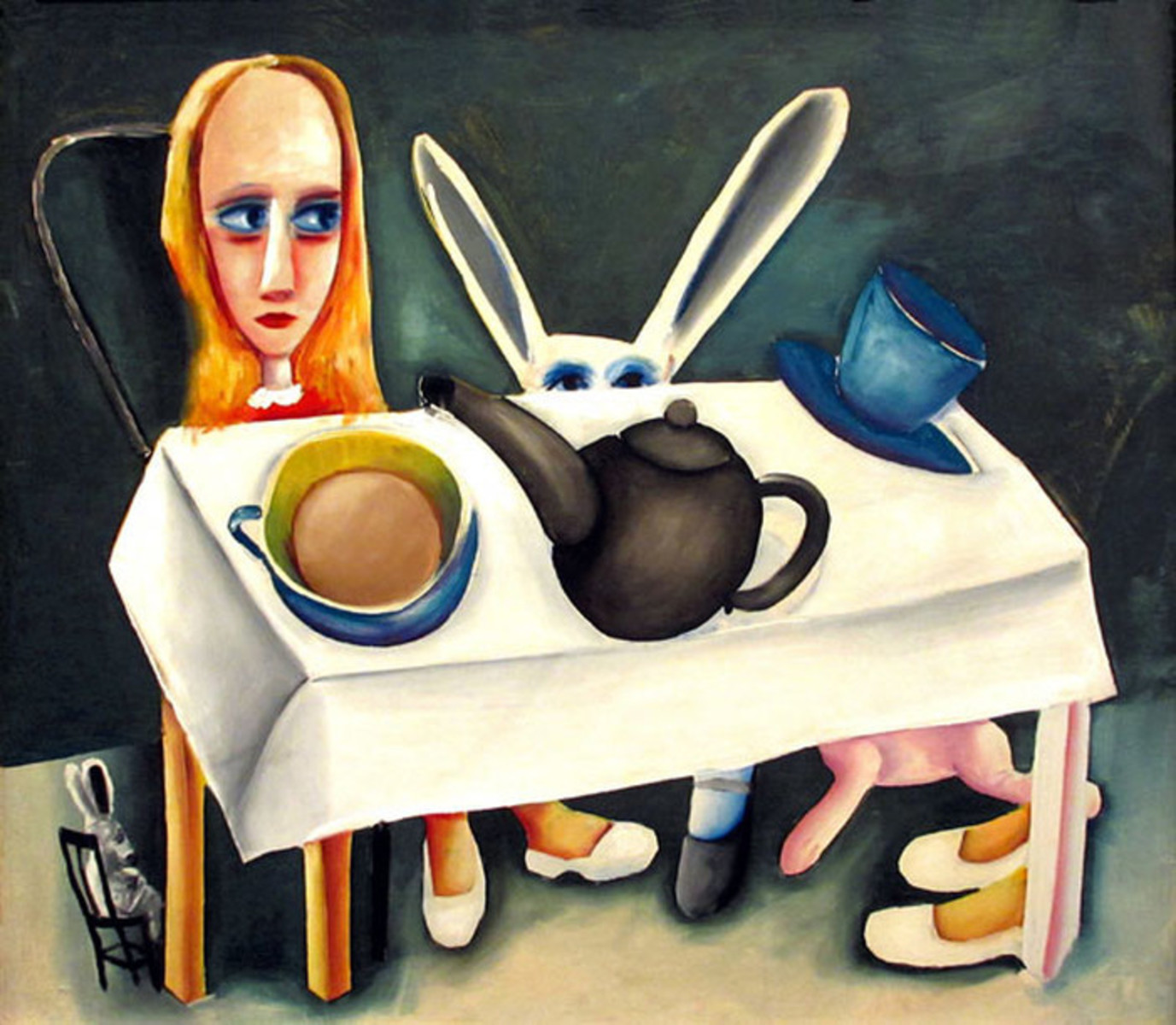 Charles Blackman - Array