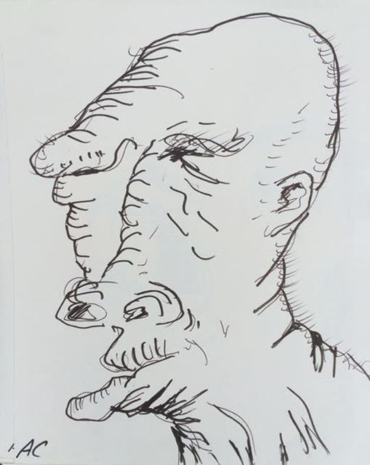 The Gimp (unmasked) 2009