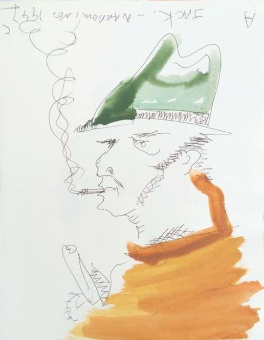 Man in the Hat II 2009-2010