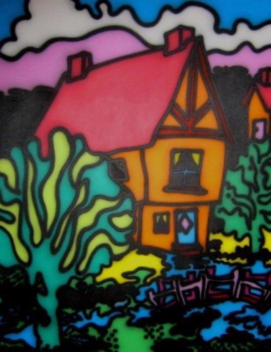 Tudor House # 3 1998