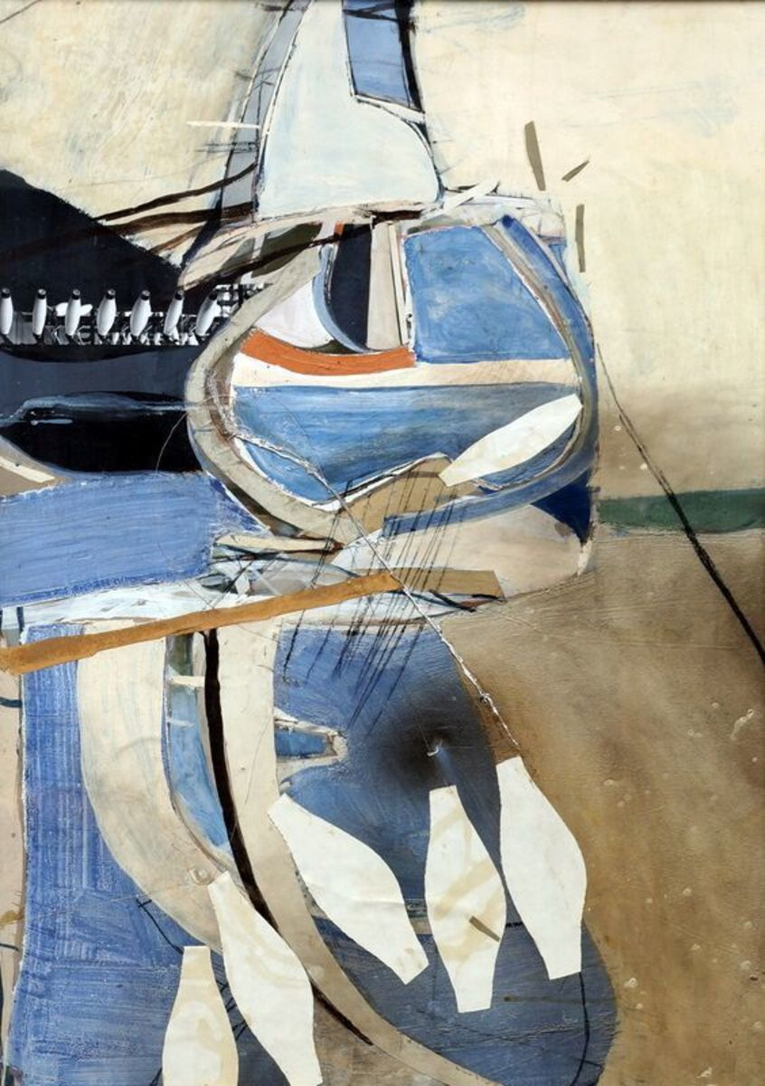 Brett  Whiteley - Array