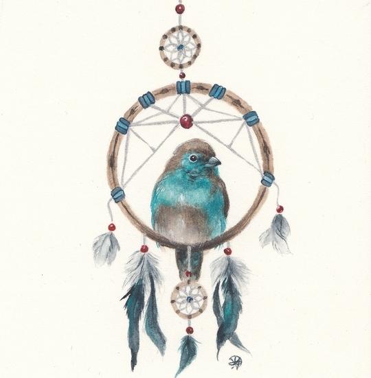 Blue Wings Silver Strings