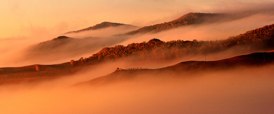 Misty Mountain ~ 云山雾海 (Print Only)