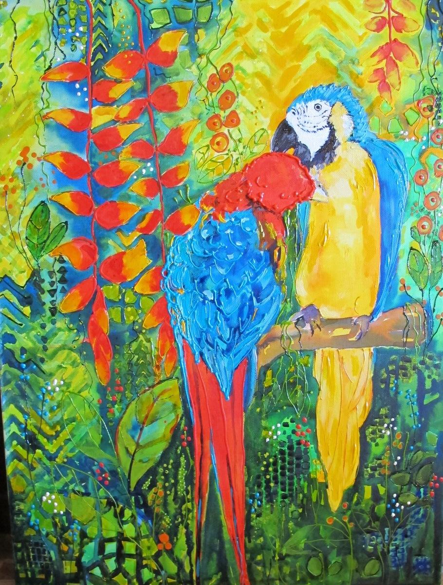Helen Dubrovich - Morning Kiss