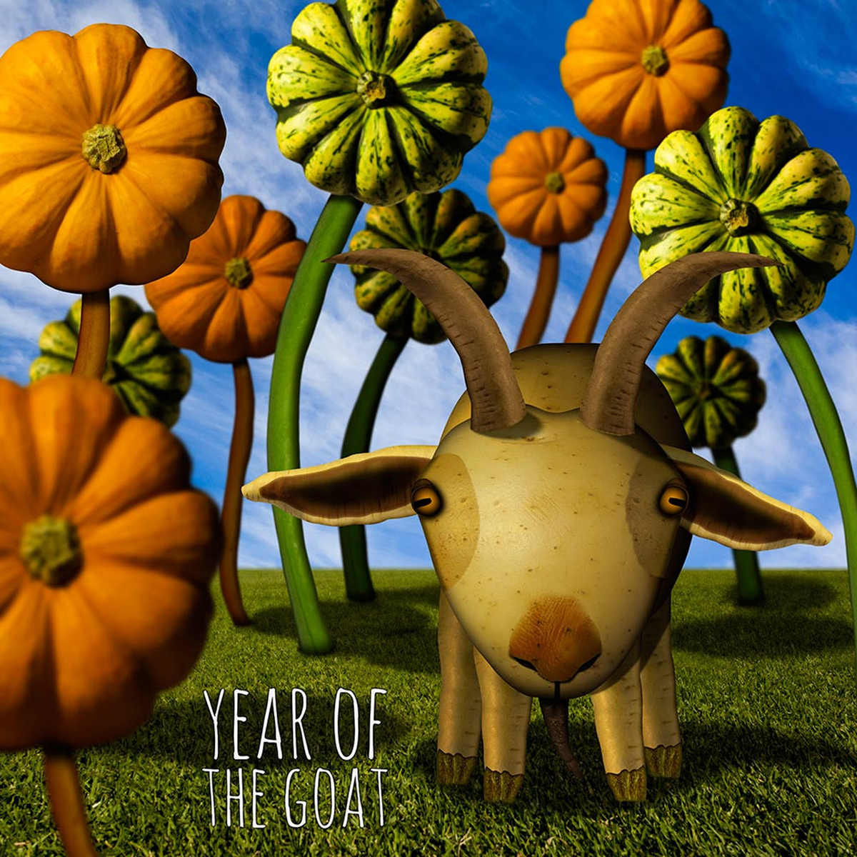Carrie Webster - The Year of the Sheep