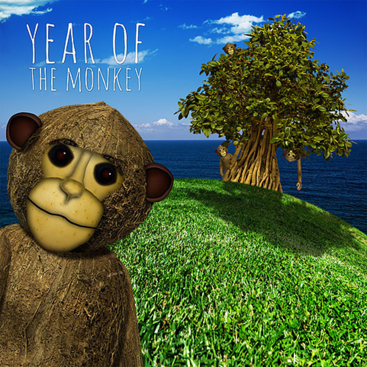 Carrie Webster - The Year of the Monkey