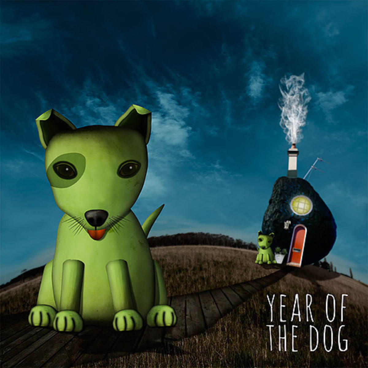 Carrie Webster - The Year of the Dog