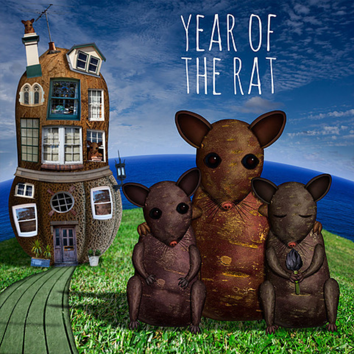 Carrie Webster - The Year of The Rat