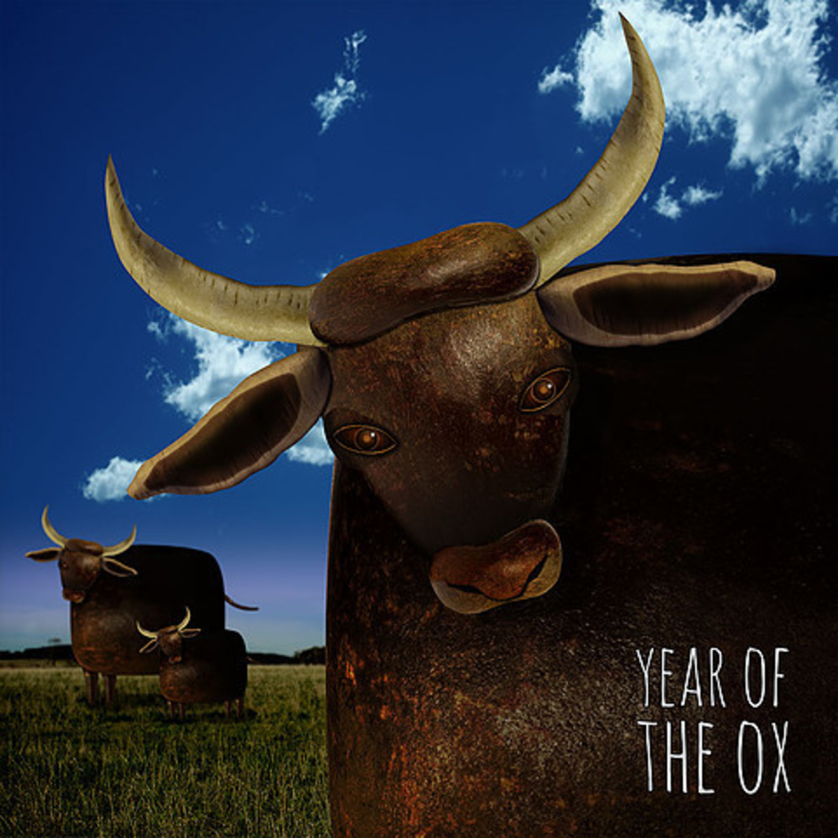 Carrie Webster - The Year of The Ox