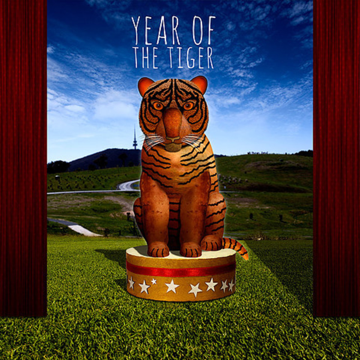 Carrie Webster - The Year of The Tiger
