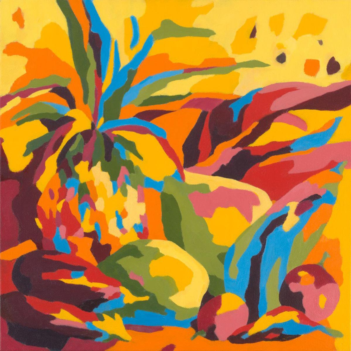 Kristine Ballard - Sunshine Bounty