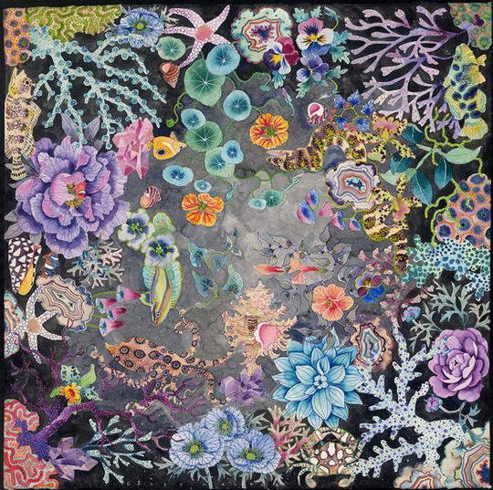 Gabby Malpas - The Octopus' Garden