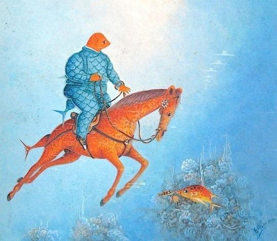 SEA HORSE / blaiseandrej61