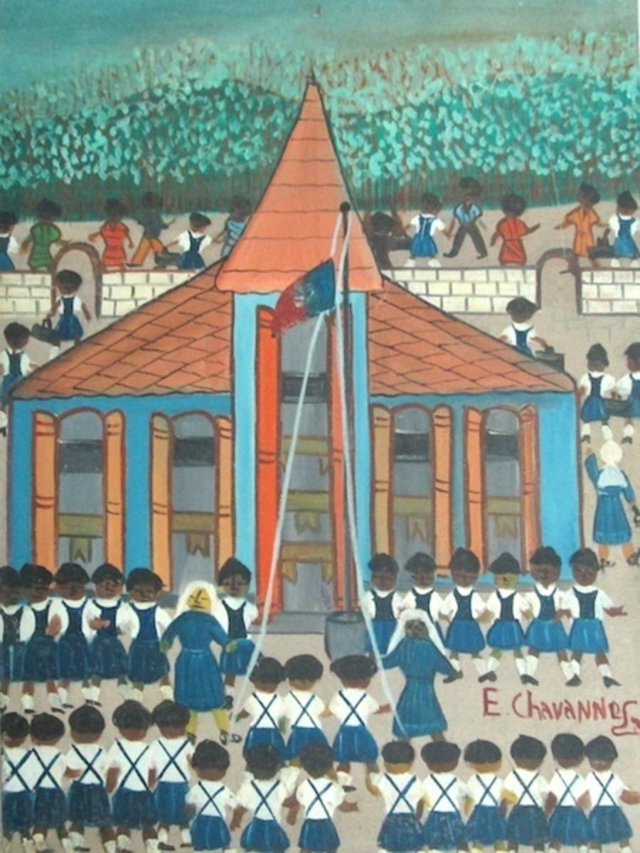 Etienne Chavannes - chavannesj1