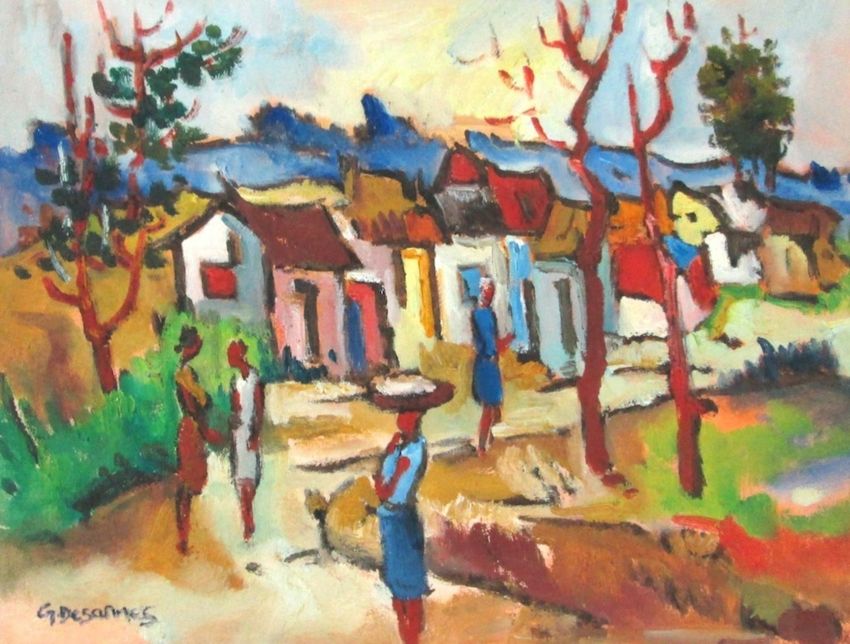 Georges Desarmes - LANDSCAPE / Desarmesj129