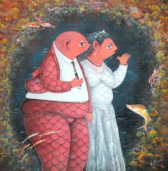 Under the sea wedding / Blasieandrej86