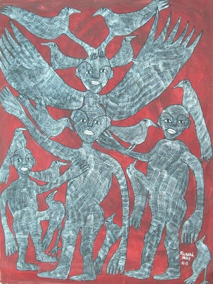 Richard Nesly - SPIRITS / Neslyj3