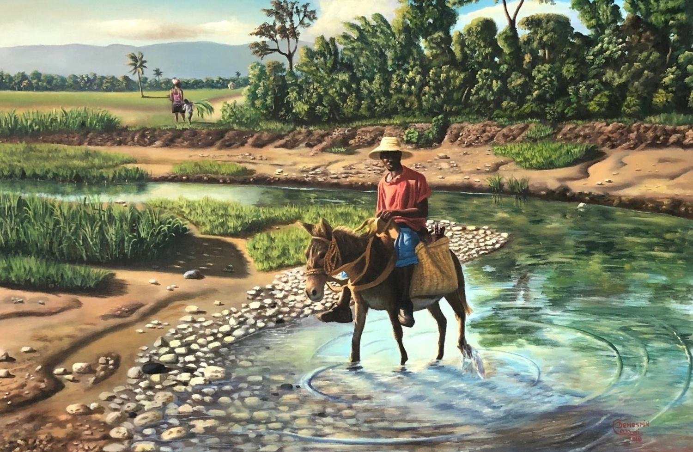 Cabrini Demesmin - HORSE RIDING / Demesminj41