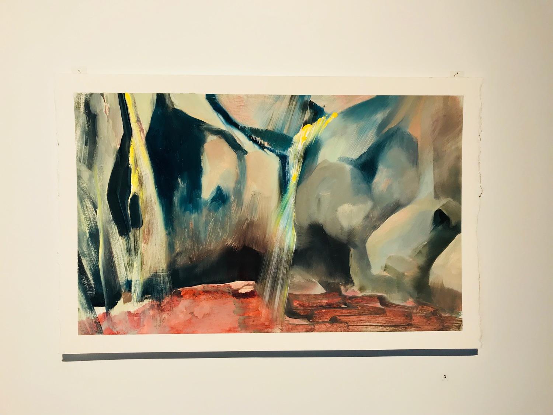 Amanda Watson - Landscape versus place III