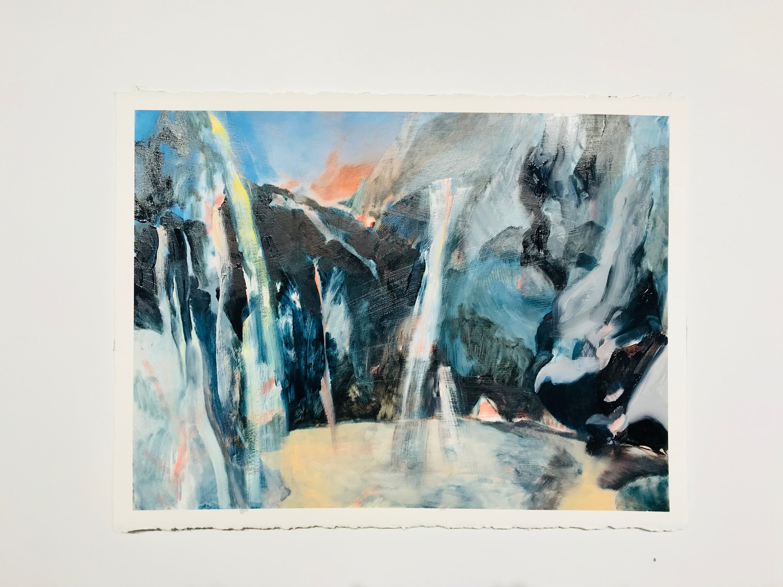 Amanda Watson - Landscape versus place II