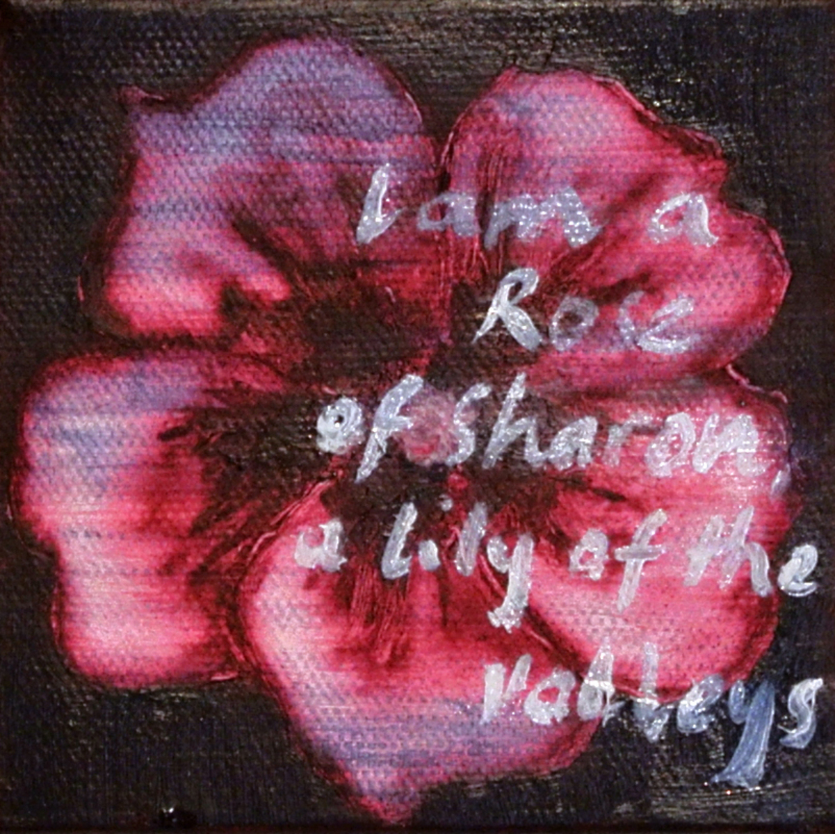David James - Rose of Sharon