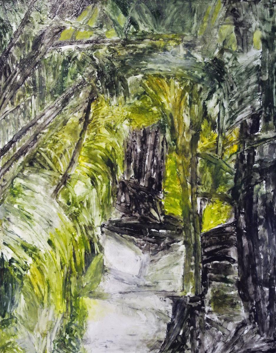 Jessica Crothall - Bush Track