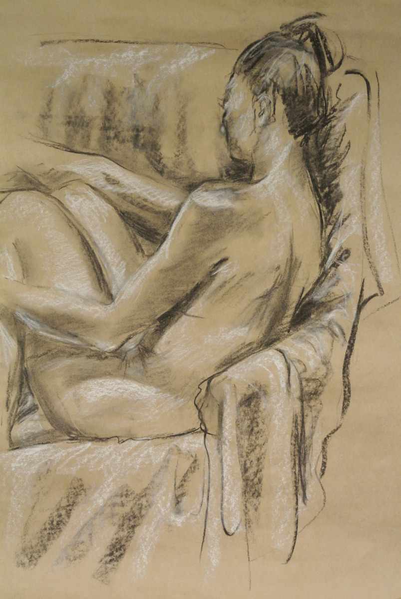 Meredith Thorpe - Figure Study