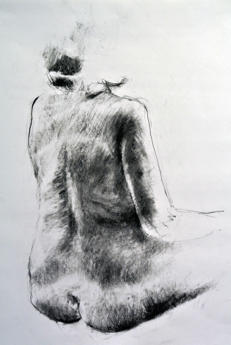 David James - Figure Drawing 2