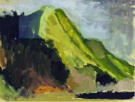 Mount Heslington - Brightwater