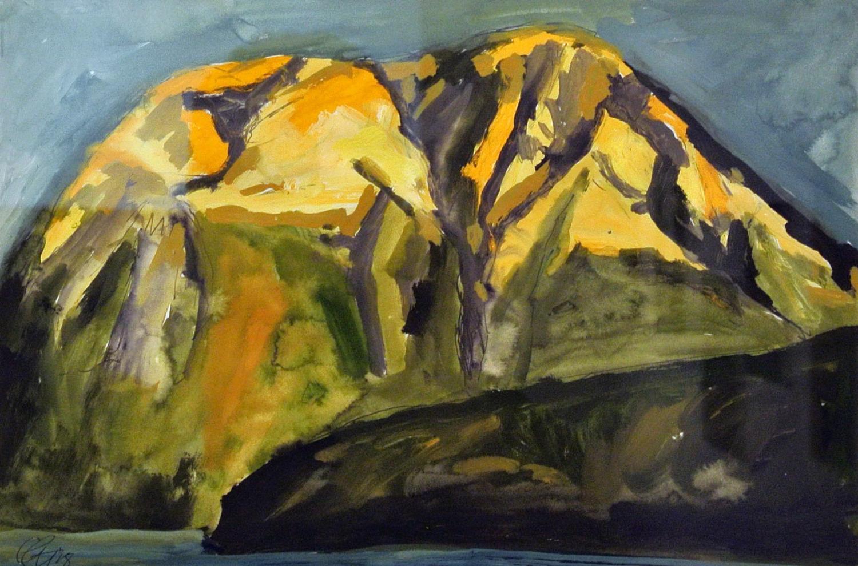 Greta Greenwood - Mount Robert - St Arnaud