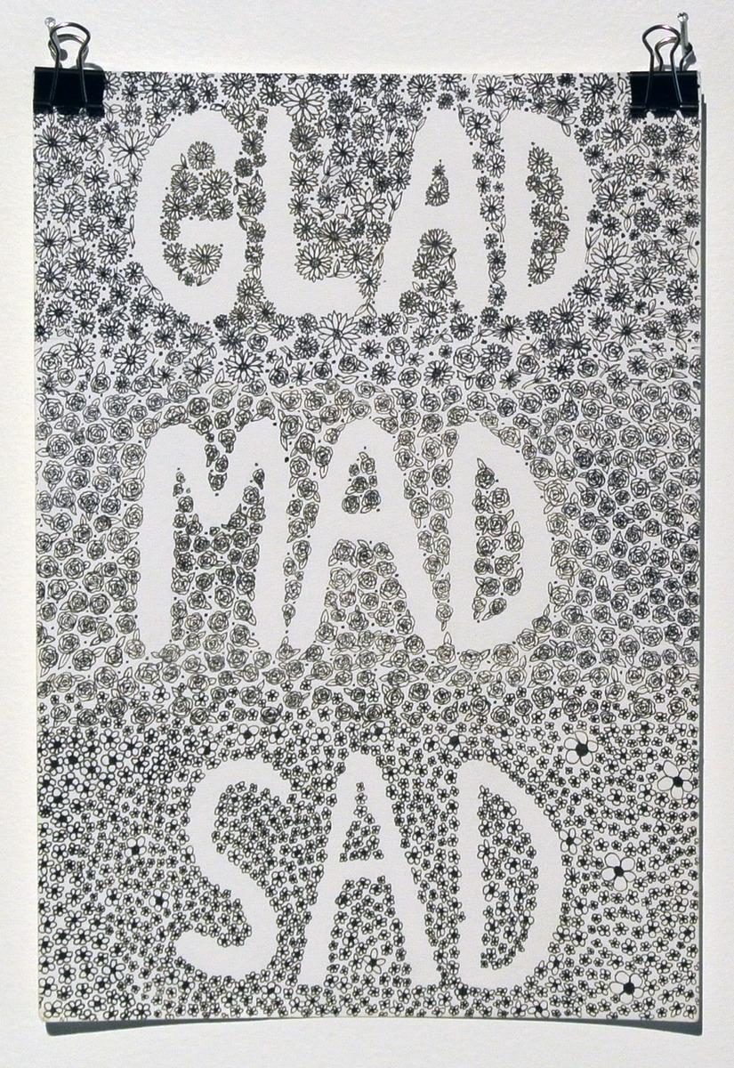 Amarah Thorpe - Glad Mad Sad