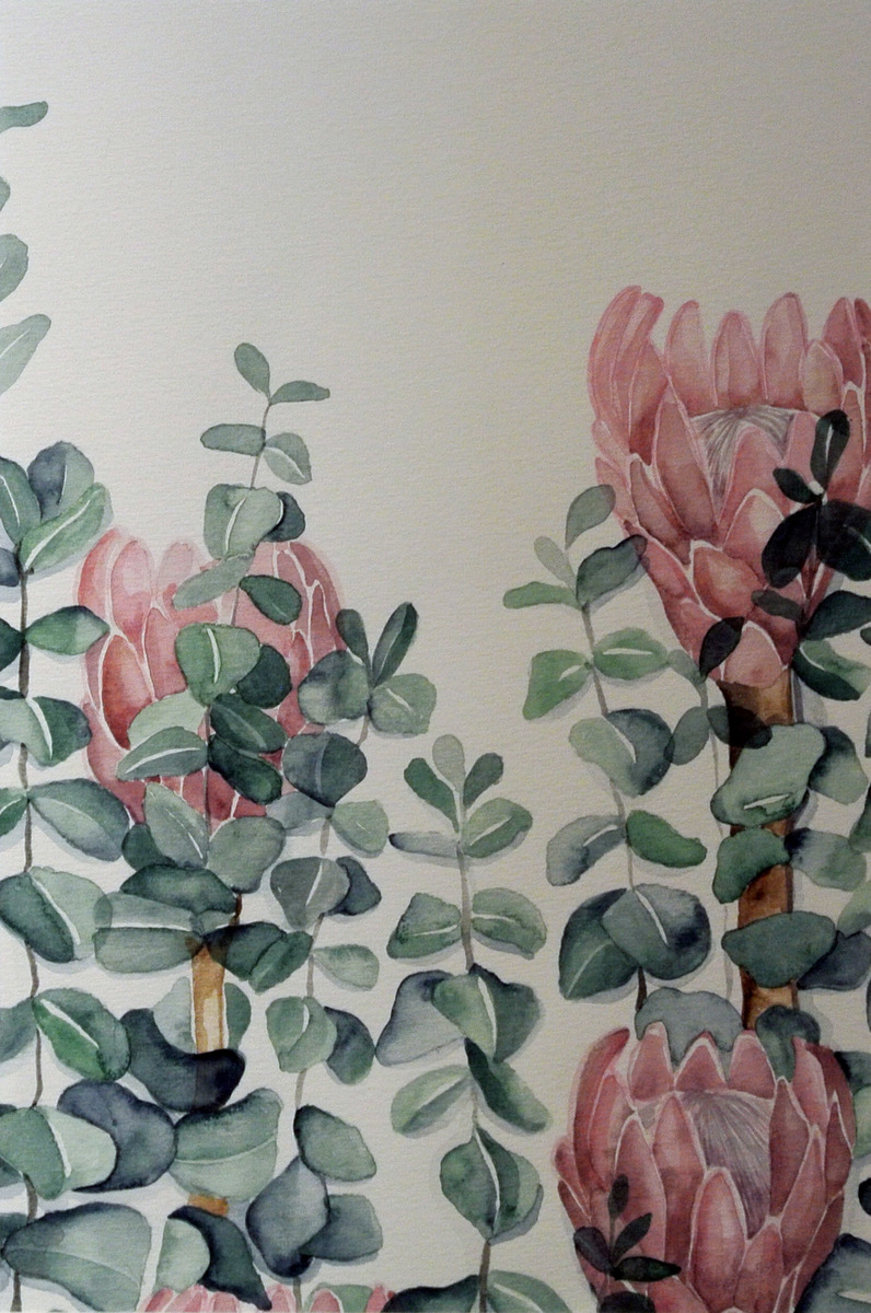 Krystee Craig - Botanical Cluster 06