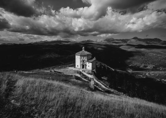 'La Luce', Rocca Caloscio, Abruzzo Italy
