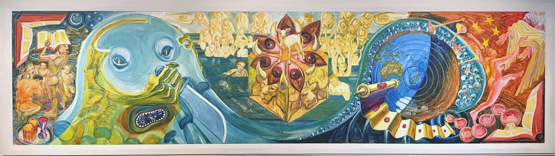 Andrew Panoho - Healing the Land (preparing the inner world of Raukawa)