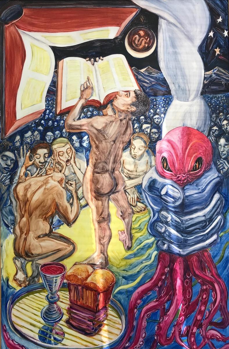 Andrew Panoho - Legal Power (Learning the art of healing prayer)