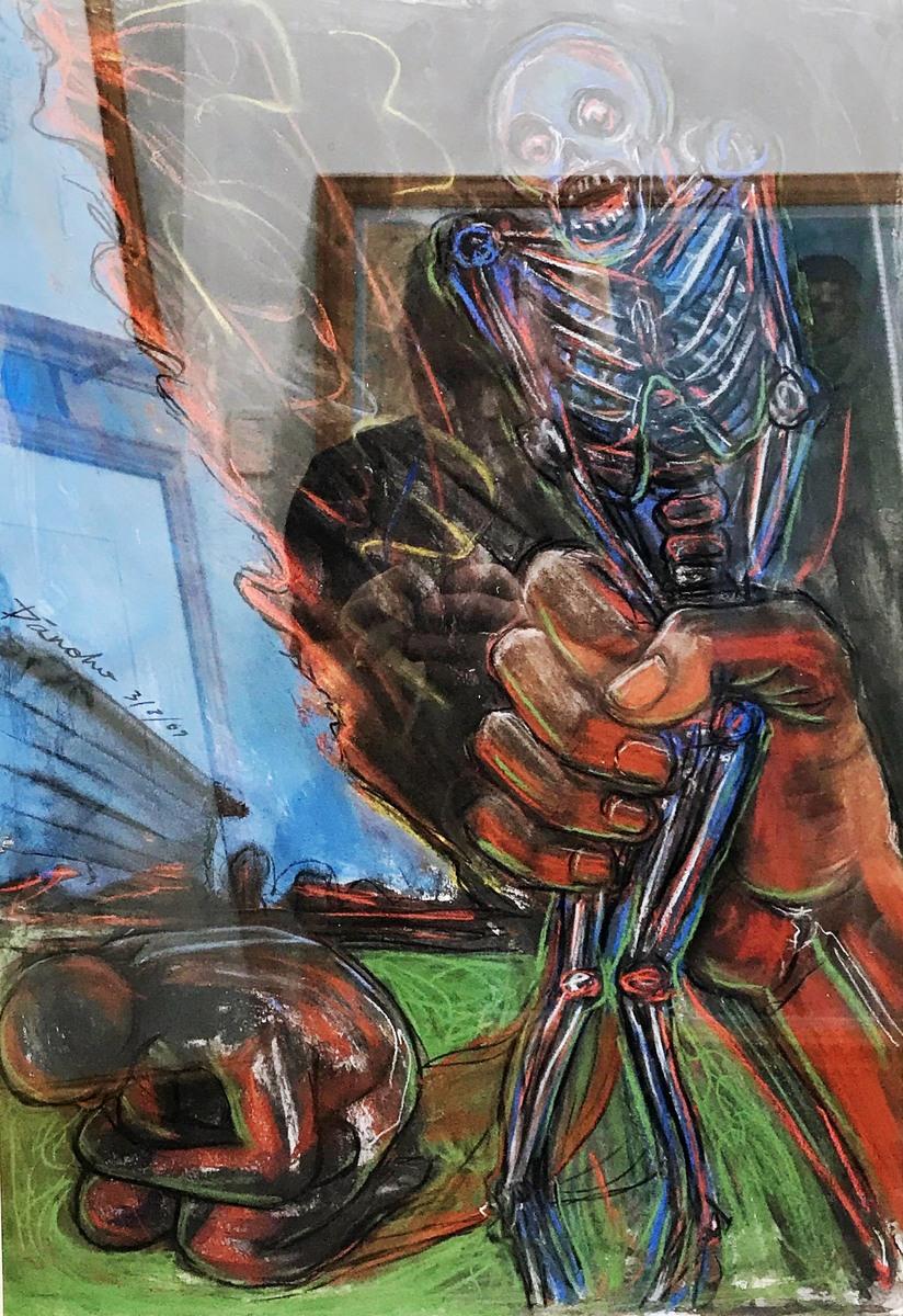 Andrew Panoho - Skeleton