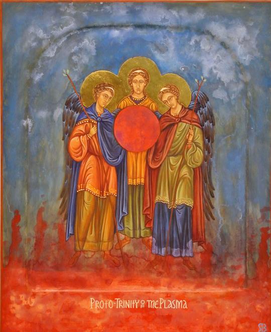 Proto-Trinity of the Plasma