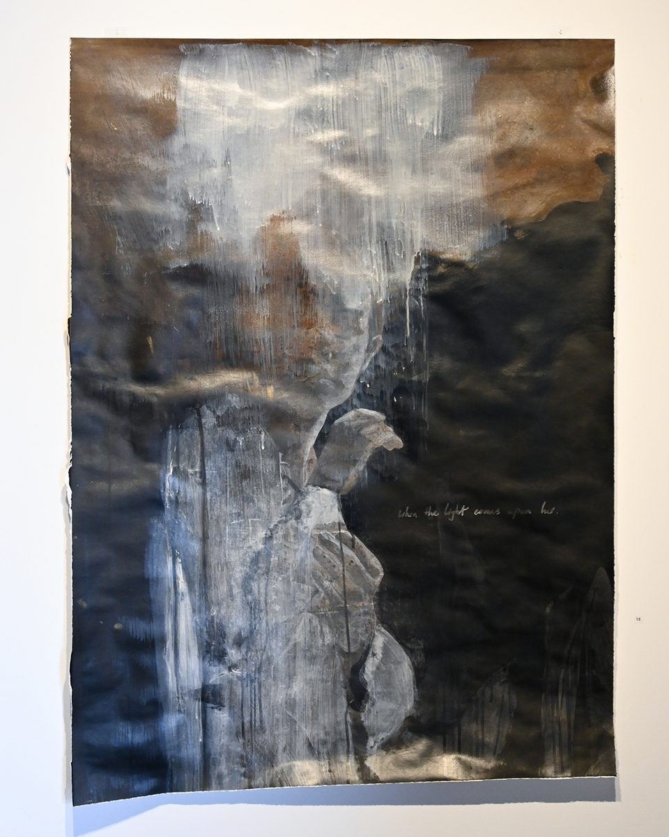 David James - When The Light Comes Upon Her (Jeremiah 18 Series)