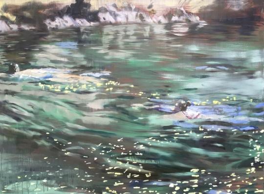 Karangahake River Swim