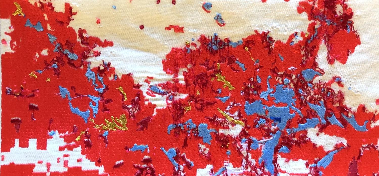 Arabella Caccia - Ocean In Red