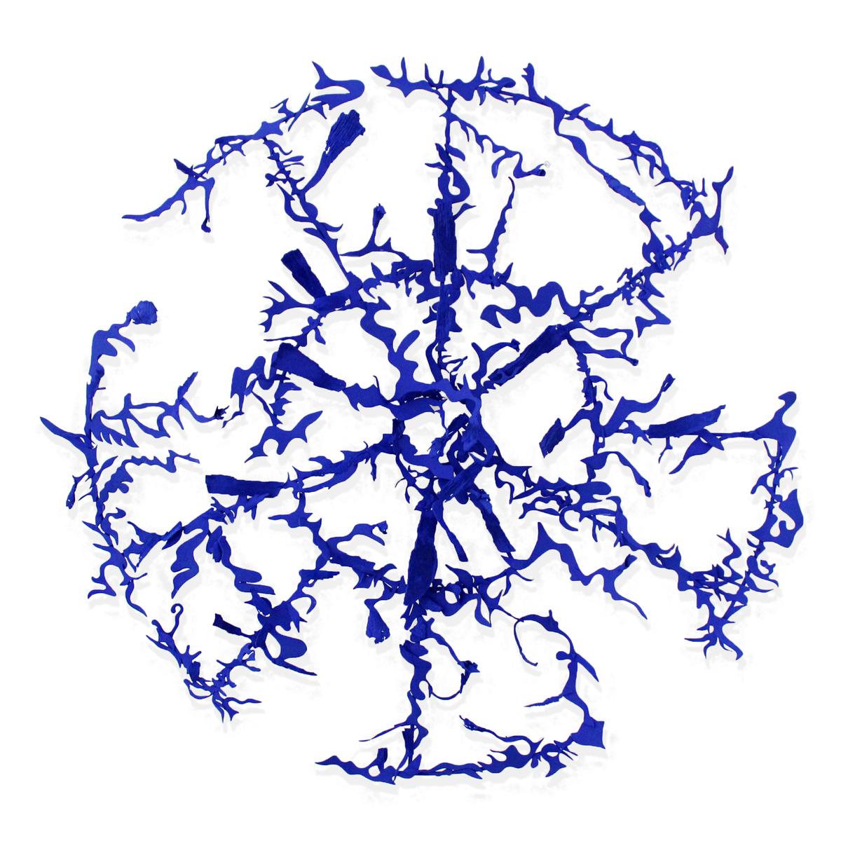 Arabella Caccia - A Constellation : Ultramarine Blue